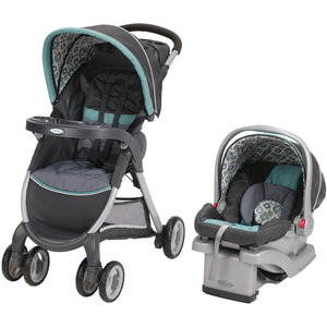 FastAction SnugRide Click Connect 30 Travel System, Affinia