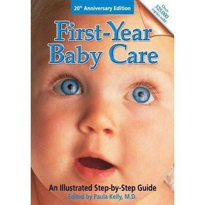First Year Baby Care Book