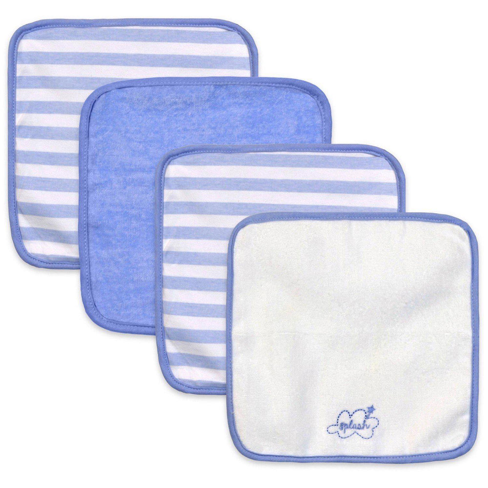 Gift Boxed Clouds Washcloth 4pk