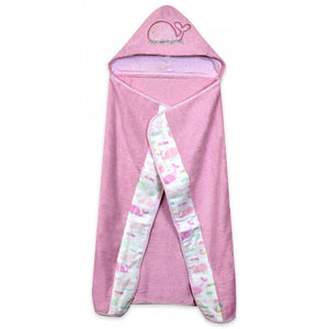 Gift Boxed Under the Sea Hooded Towel Wrap