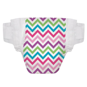 Honest Diapers - Size 5 (27lbs+)