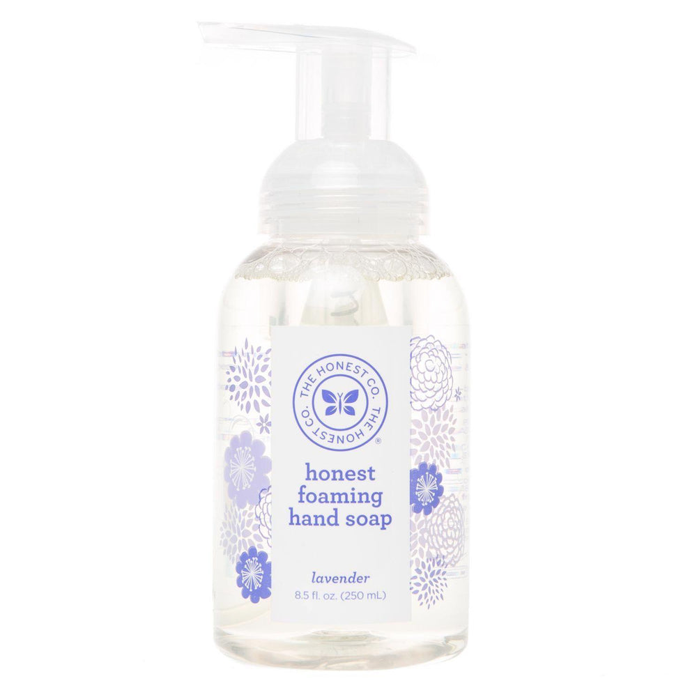 Honest Foaming Hand Soap -  Lavender