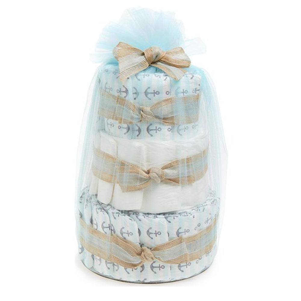 Honest Mini Diaper Cake