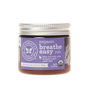 Honest Organic Breathe Easy Rub