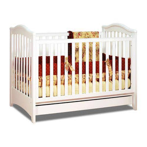 Jeanie Convertible Crib w/ drawer