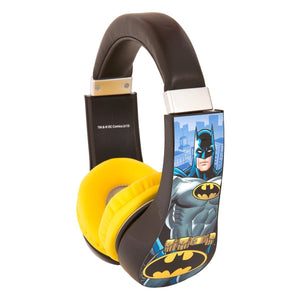 Kids Batman Kids Safe Friendly Headphones