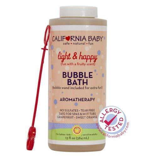 Light & Happy Bubble Bath 13 Oz