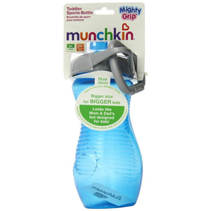 Mighty Grip 12oz Toddler Sports Bottle - Assorted Colors