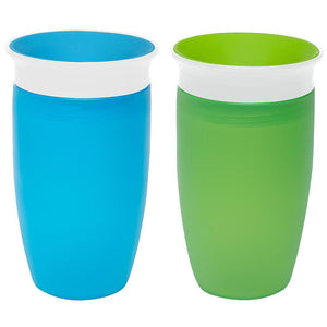 Miracle 360 Cup - 10 Ounce, 2 Pack (Colors May Vary)