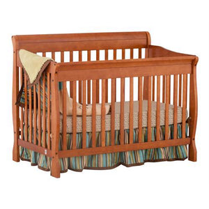 Modena 4 in 1 Fixed Side Convertible Crib