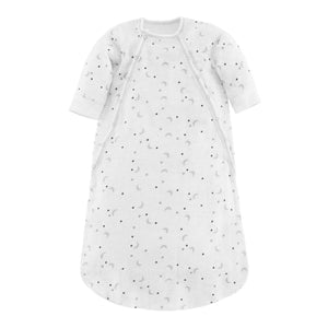 0-3M / Grey Starry Night Print