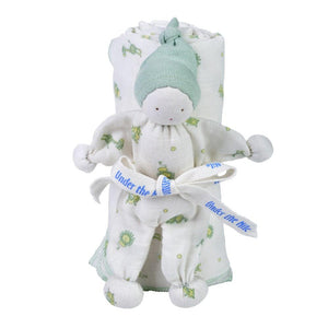 Muslin Swaddle Blanket Gift Set