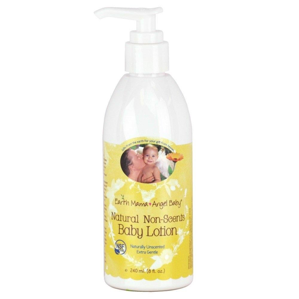 Natural Non-Scents Baby Lotion