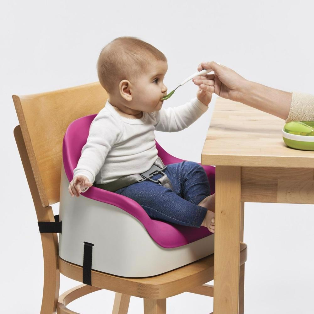 Nest Booster Seat with Straps