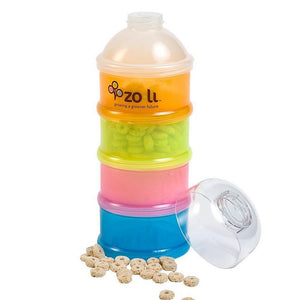 On-The-Go Snack/Formula Dispenser