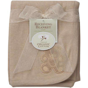 Organic Cotton Receiving Blanket