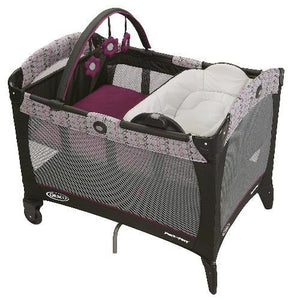 Pack 'N Play Playard w/ Reversible Napper & Changer Nyssa