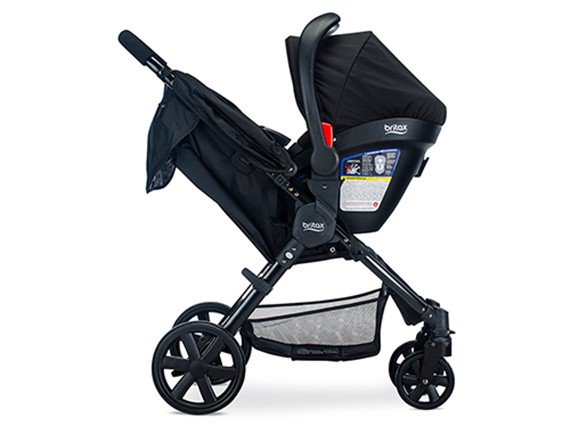 Pathway Stroller and B-Safe Travel System