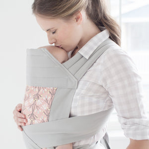 Petunia Pickle Bottom x MOBY Mei Tai Baby Carrier