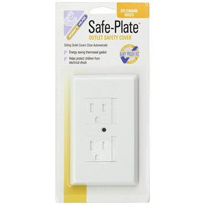 Safe-Plate Outlet Cover Bulk