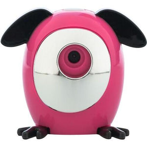 Snap Pets Rabbit, Pink/Black