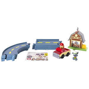 Spin Master Paw Patrol Rocky's Barn Rescue Track Set