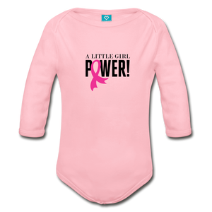 A Little Girl Power (light) - light pink