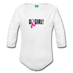 Go Girl (light) - white