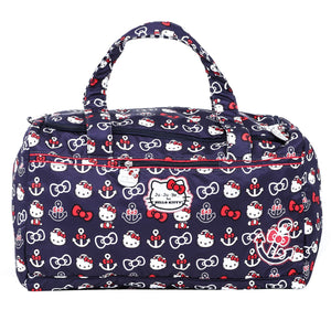 Starlet Medium Duffle Diaper Bag - Hello Kitty Out To Sea