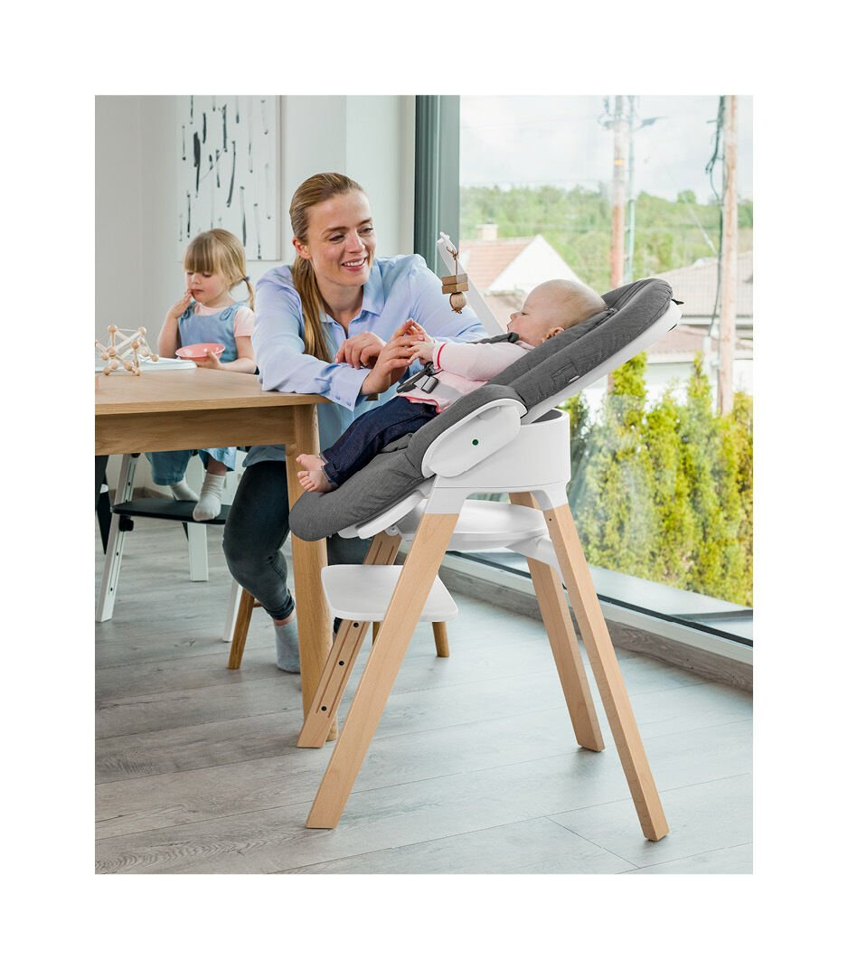 Steps High Chair - Complete Bundle