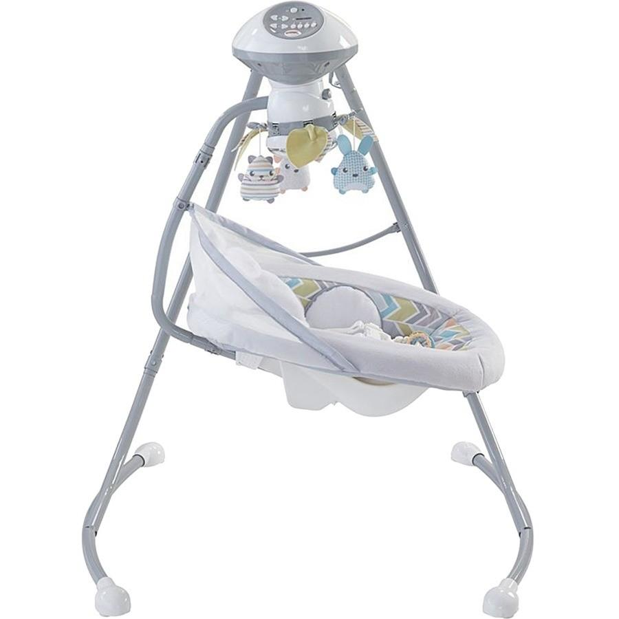 Sweet Snugapuppy Dreams Cradle 'n Swing