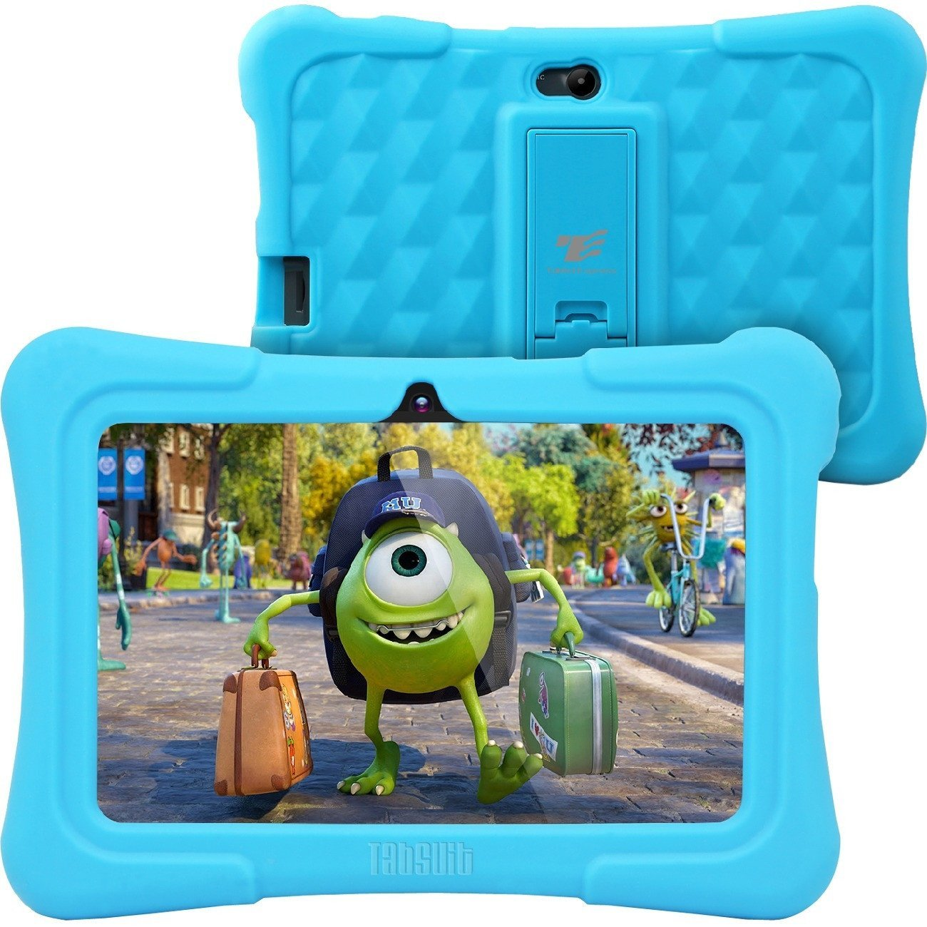 Dragon Touch Y88X Plus Kids 7 Tablet Disney Edition, Kidoz Pre-Installed, Android 5.1, Blue