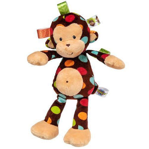 Taggies Dazzle Dots Monkey Soft Toy