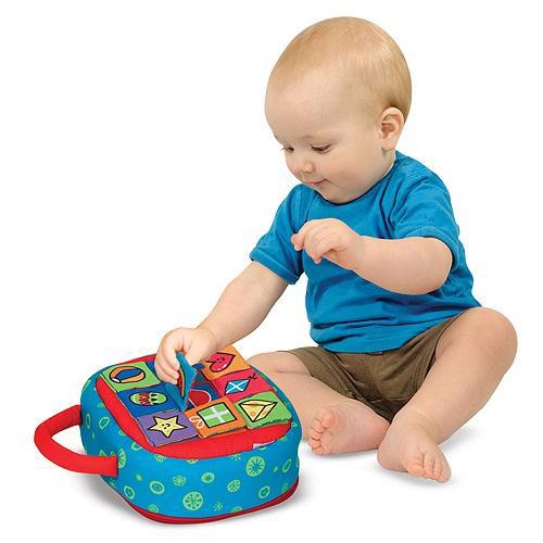 Take Along Shape Sorter Baby and Toddler Toy