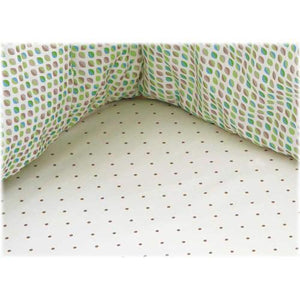 Treetop Friends Crib Sheets