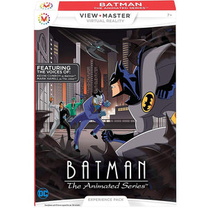 View-Master Batman: The Animated Series Experience Pack
