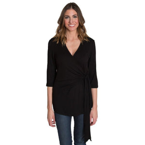Whimsical Wrap Nursing Top