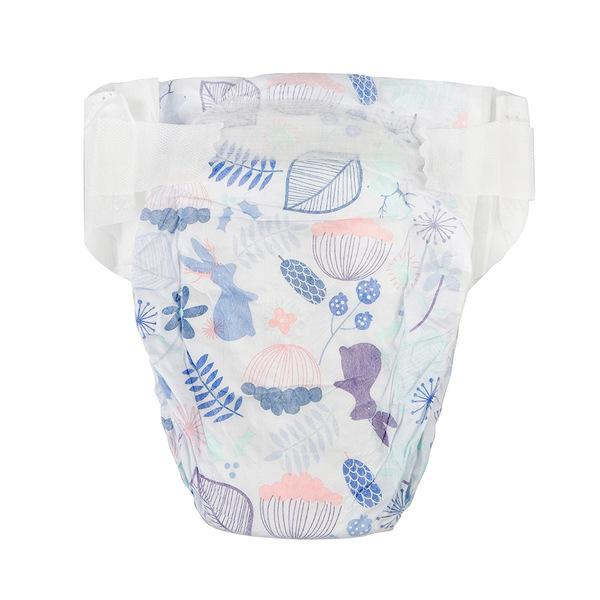Winter 2015 Prints Honest Diapers - Size 6 (35lbs+)