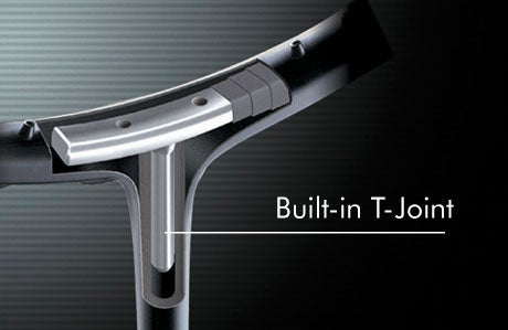 Built in T-Joint Technology