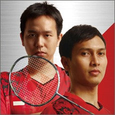 Yonex Nanoray 900 Badminton Racket - Ahsan and Setiawan