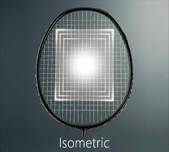 Yonex Isomtetric Technology image at Badminton Warehouse