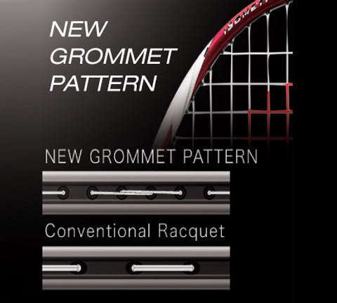 Yonex New Grommet Pattern image at Badminton Warehouse