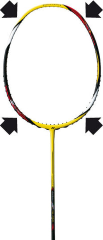 Yonex smaller frame at Badminton Warehouse