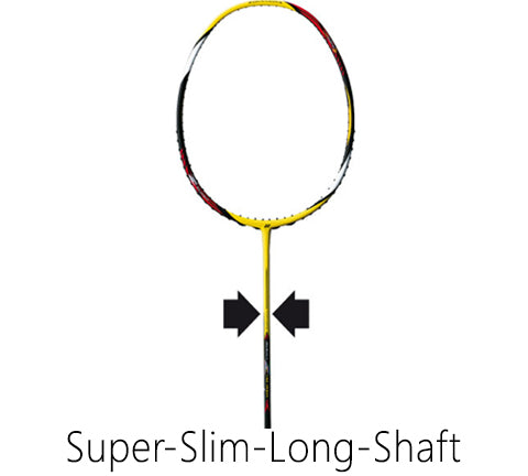 Yonex Super Slim Long Shaft image at Badminton Warehouse