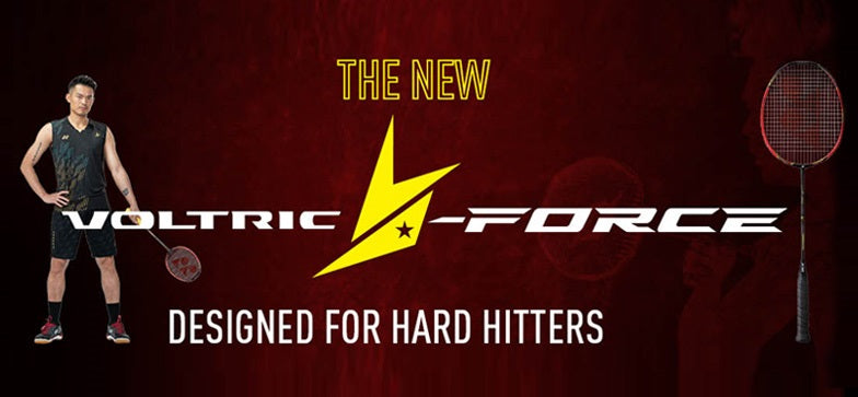 Voltric LD Force Badminton Racket on sale at Badminton Warehouse