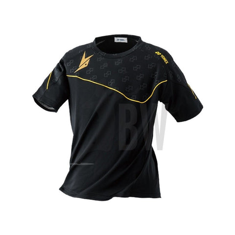 2015 Lin Dan Ltd Edition - Yonex Game Shirt 16000LDEX Black
