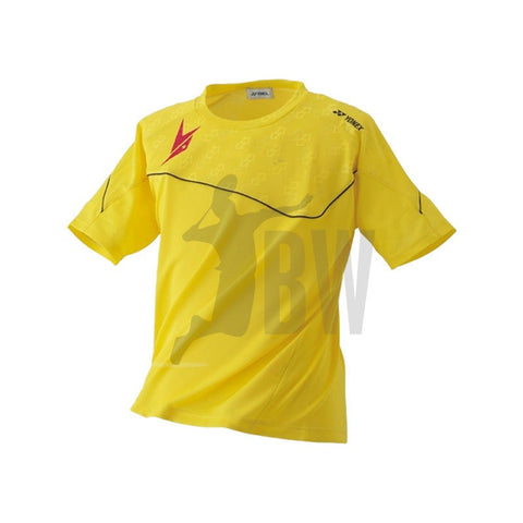 2015 Lin Dan Ltd Edition - Yonex Game Shirt 16000LDEX Yellow