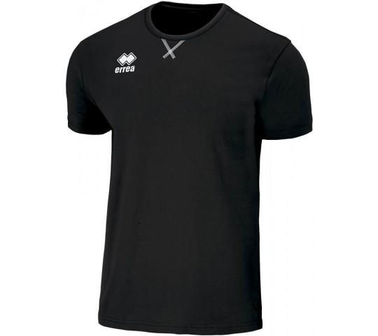 Errea Everton Shirt SS AD Black - Badminton Warehouse