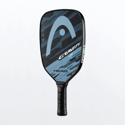Head Gravity Lite Pickleball Paddle Blue Grey at Badmiton Warehouse