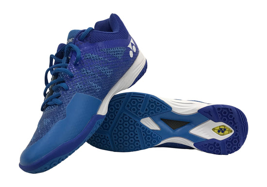 Yonex Aerus 3 LX Women's Badminton Shoe-Blue - Badminton Warehouse